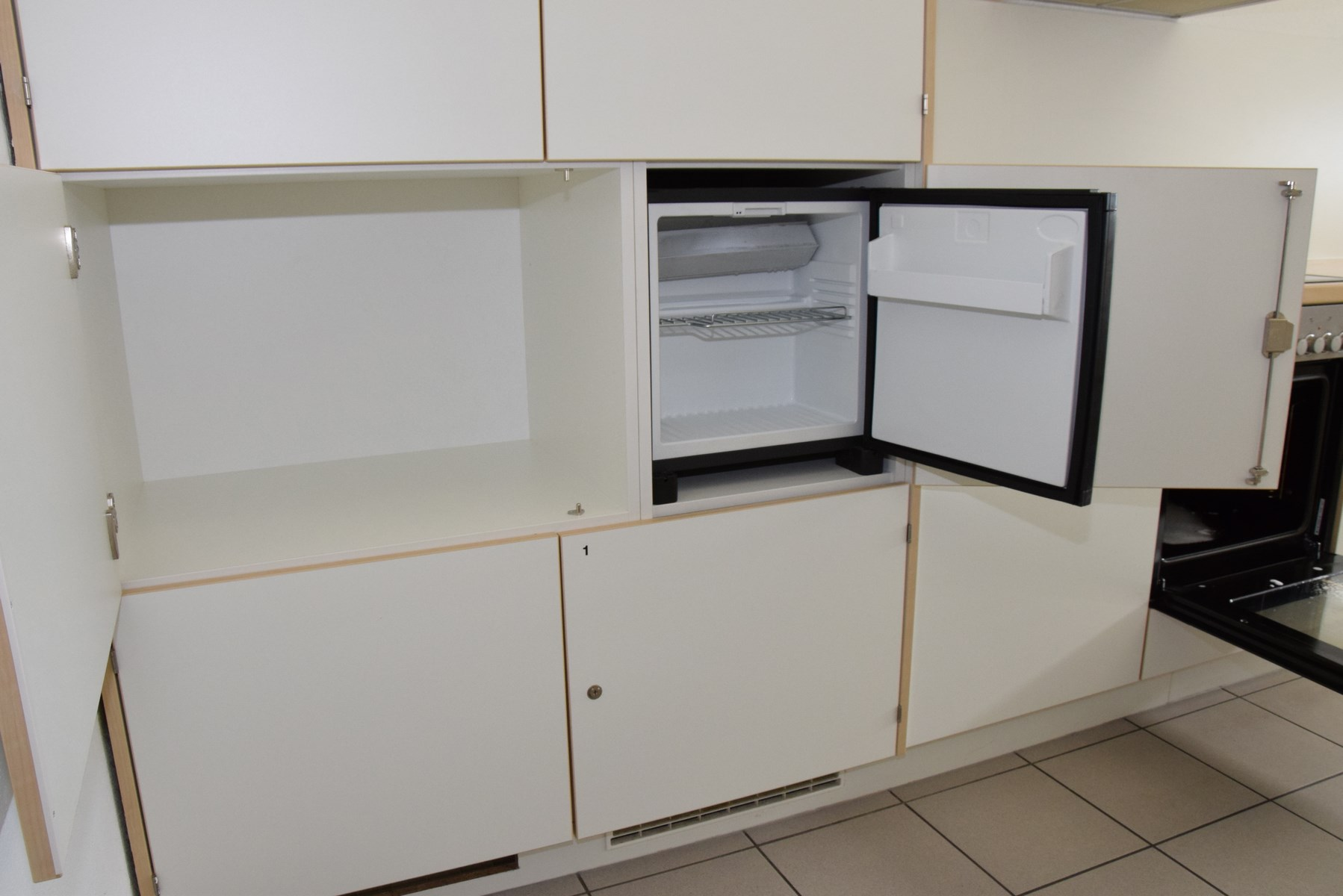 Mini Kühlschrank Hofer : Personalwohnheim